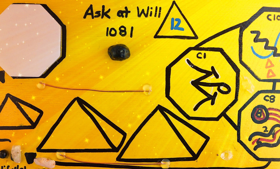 Ask at Will Board 10 8 1