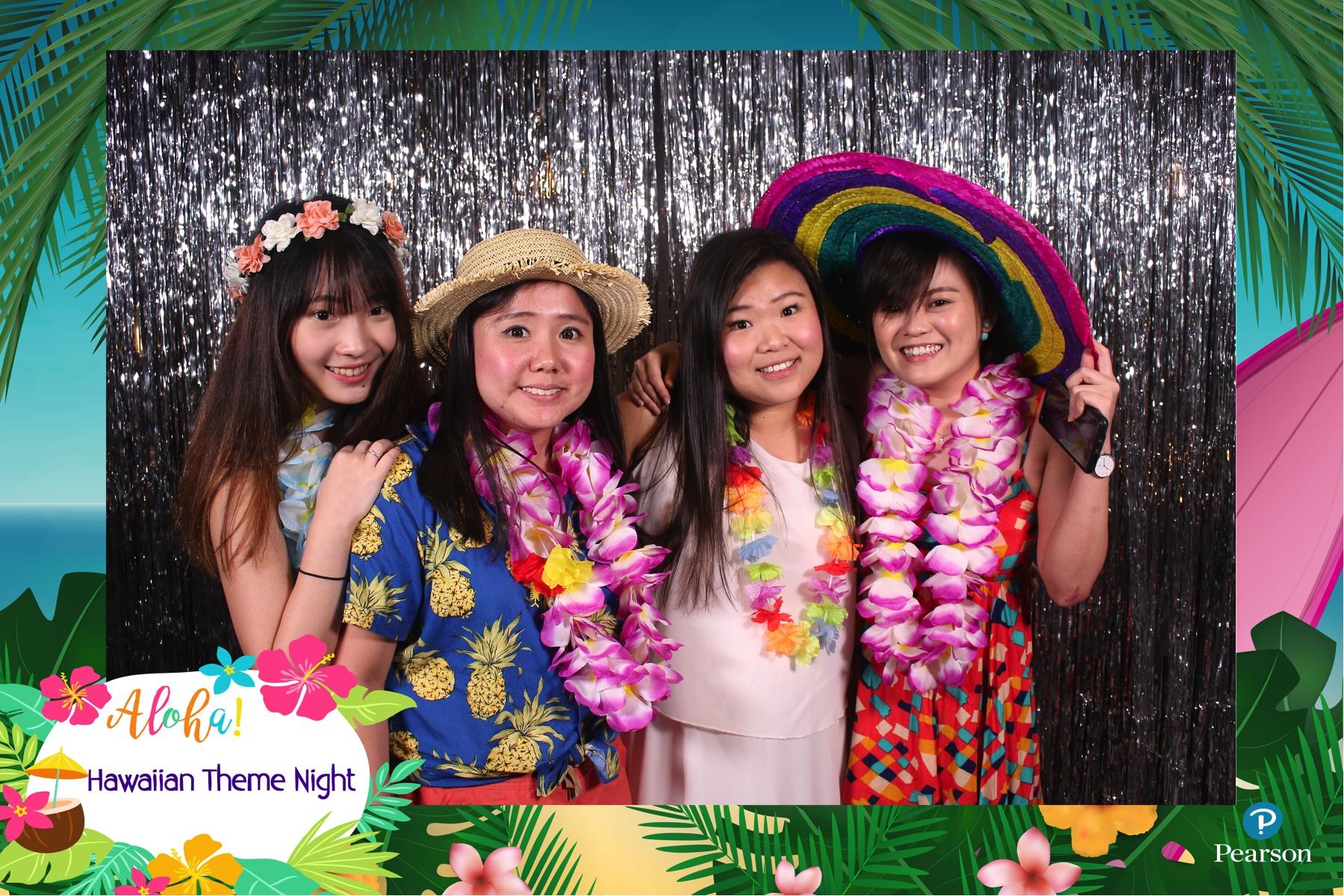 Aloha Photobooth Theme