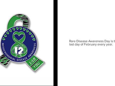 Hugs For Mito 1st Annual Global Run/Walk For Mitochondrial Disease & Rare Disease
