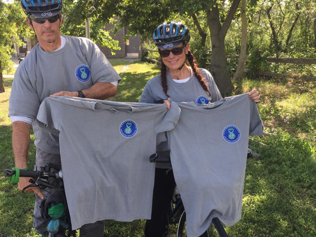 Team Wlody's 2nd Annual 12 Mile Ride For Hugs For Mito
