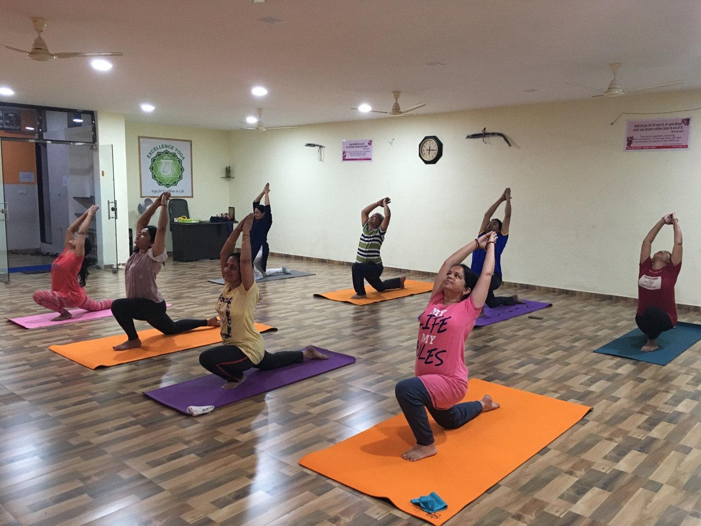 General Fitness Yoga
