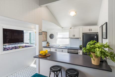 Kitchen 2 bedroom apartment