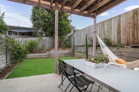 Dining Area Private Garden
