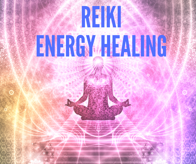 Reiki Healing with Crystals