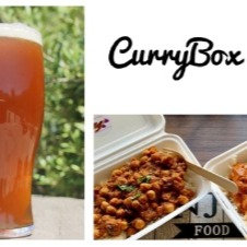 CurryBox  & a Pint 29. Aug'20
