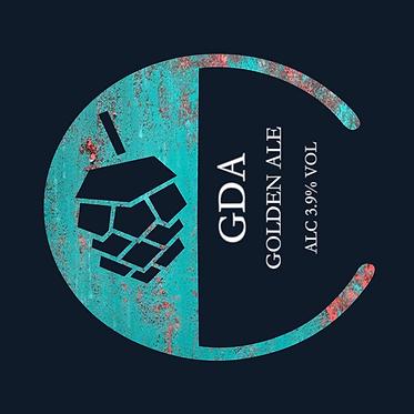 GDA Greena Donna Ale 3.9%