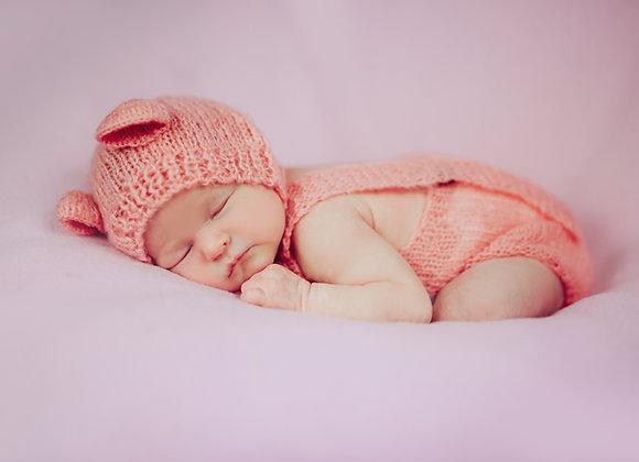 2. Fotografiranje novorojenčkov