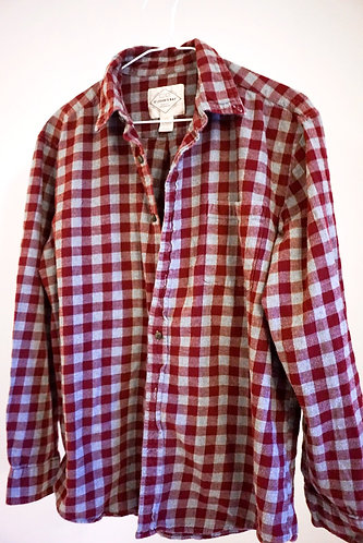 Mindful Flannel (Men's L)