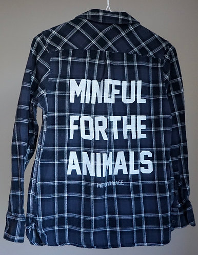 Mindful Flannel (Women's XS)
