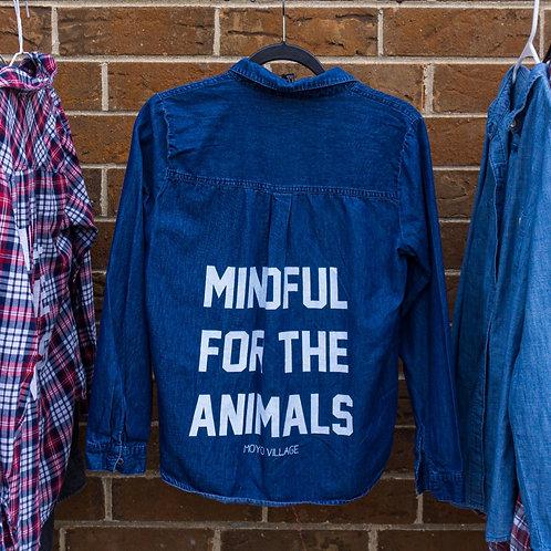 Mindful Flannel (Women's S/M)