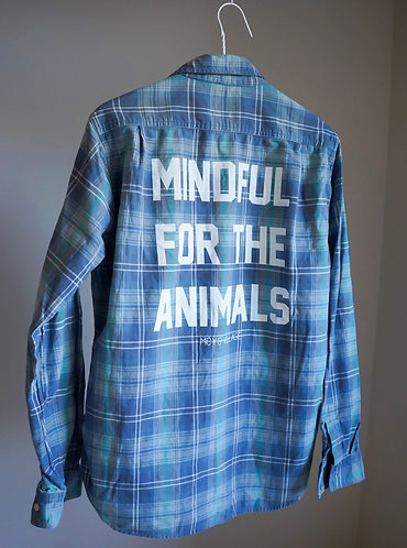 Mindful Flannel (Unisex S/M)