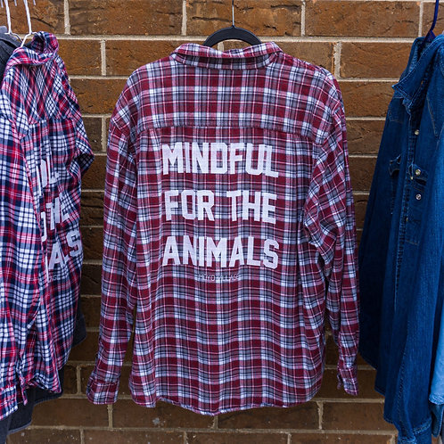 Mindful Flannel (Unisex XL/XXL)