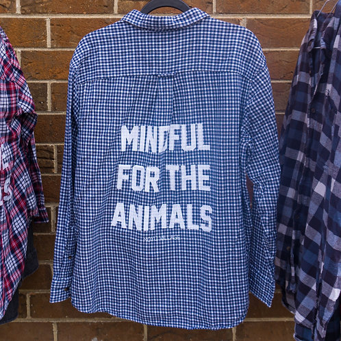 Mindful Flannel (Men's XL)