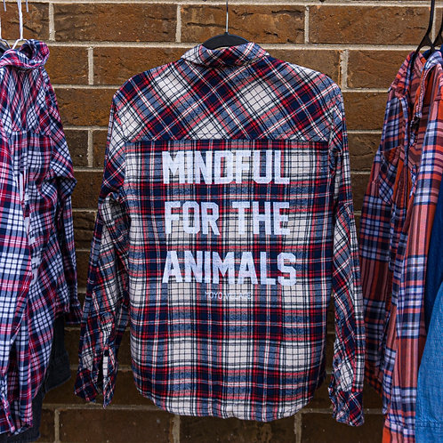 Mindful Flannel (Unisex M)