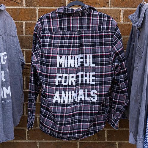 Mindful Flannel (Men's M)