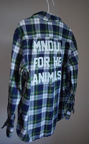 Mindful Flannel (Unisex M/L)