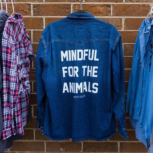 Mindful Flannel (Men's XXL)
