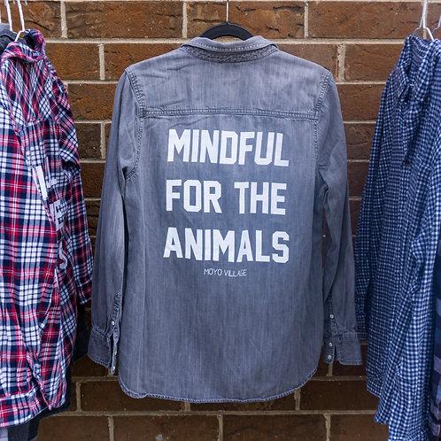 Mindful Flannel (Men's XL)