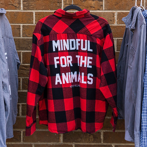 Mindful Flannel (Unisex XL)