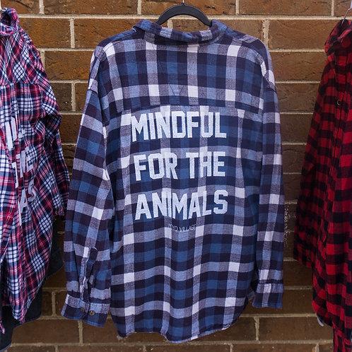 Mindful Flannel (Unisex XL/XXL)