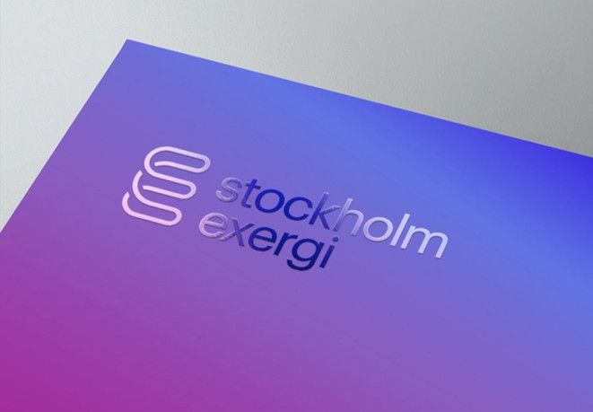 Stockholm Exerig execution new Brand Guidelines