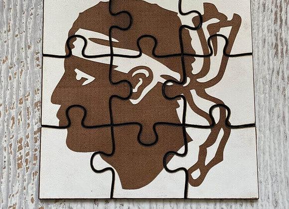 Puzzle Corse tête de Maure