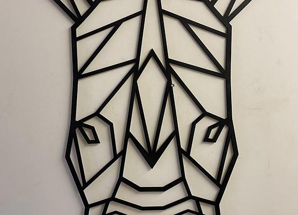Rhinocéros géométrique géant