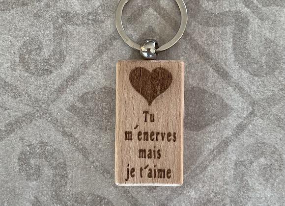 Porte clés cœur ♥️