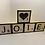 Thumbnail: Lettres Scrabble family