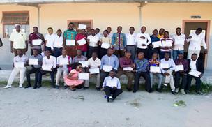 Anadarko supports teacher training in Palma, Cabo Delgado