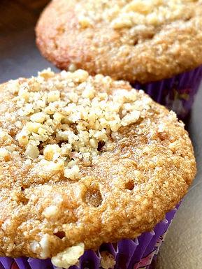 Gluten-Free Banana Ginger Muffin