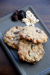 Gluten-Free Oatmeal Raisin