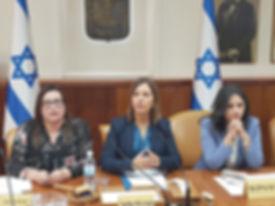 איילת שקד, גילה גמליאל ומדז'יבוז' בדיון על מעמד האישה