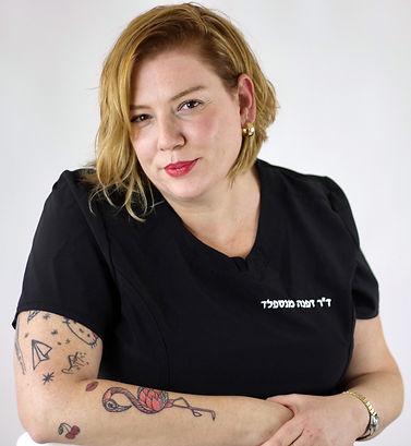 דר דפנה מנספלד צילום_ אנה קספרי