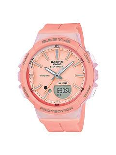 שעון יד BABY-G בעל מד צעדים מובנה (דגם B