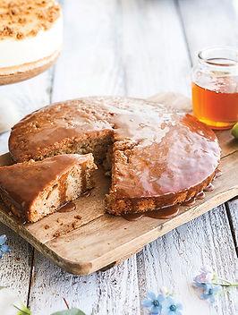 לחם ארז_עוגת תפוחים ודבש_צילום בן יוסטר