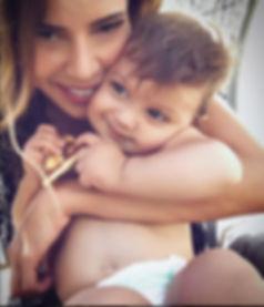 עם בנה ריף | צילום: אינסטגרם