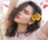 צילום: רונן פדידה | Jackie O :חולצה: טופשופ | עגילים