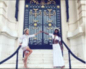 עם טיטי איינאו | צילום: אינסטגרם