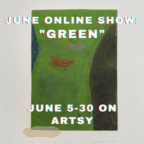 """Green"" show"