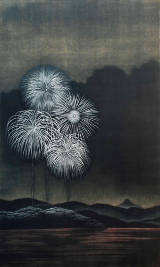 Winter Firework
