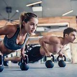 young-couple-working-out-gym-260nw-72308