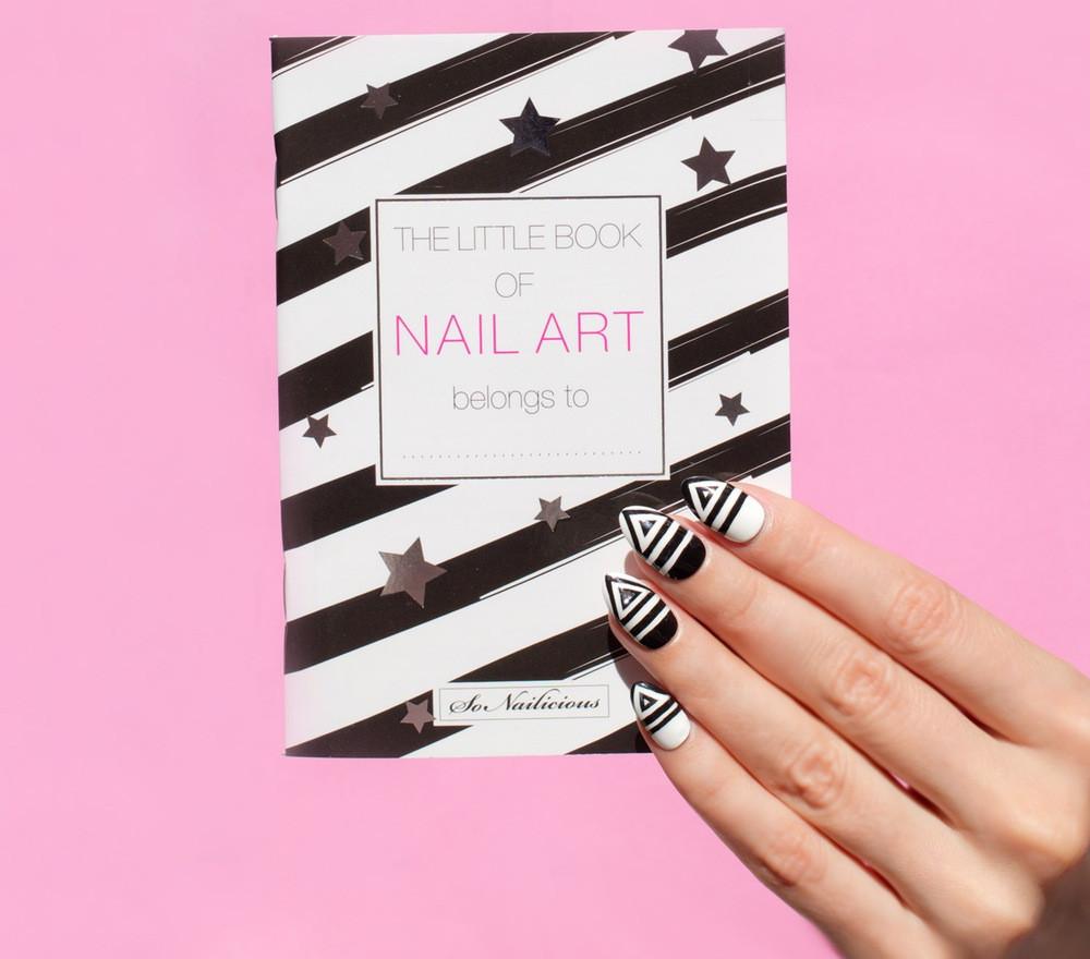 Book of Nail Art Stiletto