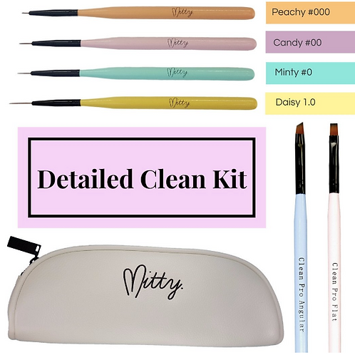 Mitty Detailed Cleaning Pack