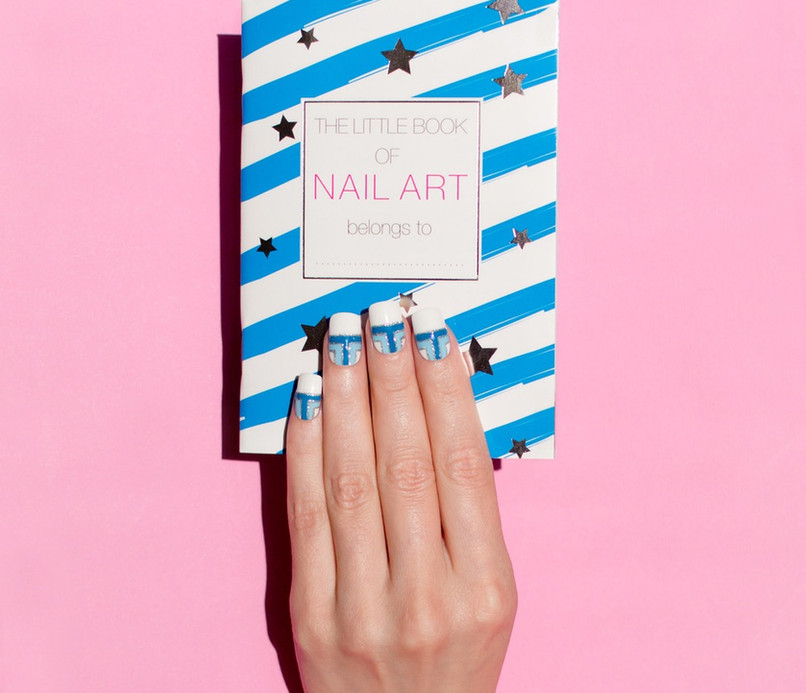 Book of Nail Art Square