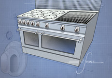 It's an oven!
