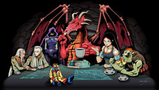 A Dragon's Quest, book cover