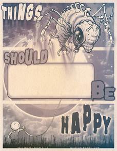 Mousepants, holiday card