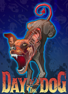 Day of the Dog, poster