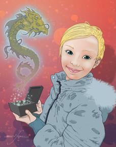 Dragon Girl
